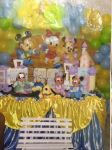 mesa pequena baby Disney PEQUENA 250,00 tel:3229-0275 /9-9602-3072 vivo/ 99705 5059