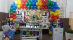 Decoração o circo provençal: 350,00 TEL:3229-0275/ 99705 5059