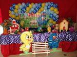 Decoração galinha pintadinha tradicional tel :3229-0275 /9-9602-3072/ 99705 5059