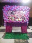 decoração tradicional minie rosa  tel:3229-0275/9-9602-3072/ 99705 5059