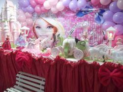DECORAÇÃO Barbie GRANDE 350,00 tel:3229-0275 /9-9602-3072 vivo/ 99705 5059