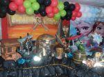 Juliana & Henrique Piratas do Caribe e Frozen 14.03