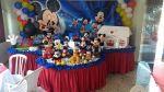 27/05/2017-Festa do Luca e da Beatriz em Mickey e Minnie .