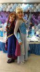 09/07Frozen Baby para a Princesa Lara