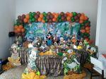 01/05/18 O safari do Mickey invadiu a festa do Pedrinho 1 ano