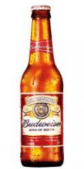 CERV BUDWEISER LONG NECK 343ml - C/ 6UN.