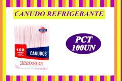 CANUDO KANUDEX C/ 100 UN
