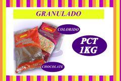 GRANULADO DE CHOCOLATE PCT 1KG