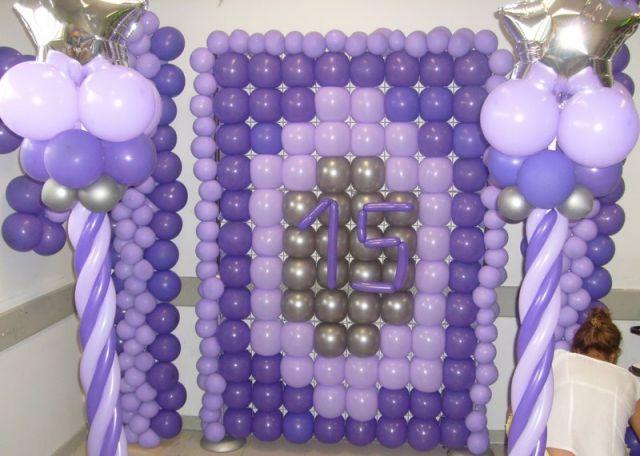 Decoração Com Balões Ss Decorações Eventos