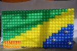 Painel Balões Brasil