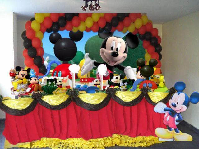NOVO   A Casa Do Mickey