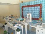 2 mesas arabesco + 2 laterais vazadas: R$ 150,00 Painel de bolas: R$ 280,00 ( varia de acordo com o projeto do cliente)