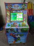 Fliperama Arcade Multijogos 1300 Jogos para até 2 jogadores R$140,00 por dia Locado. Frete grátis para alguns Bairros. Crianças e Adultos adoram!!!