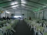 Montagem de Tenda e estrutura para Restaurantes durante a Conferência Estadual de Cidades 2013
