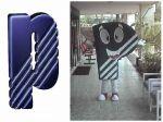Mascote Pezinho - Colégio Projeção - Taguatinga - Brasília DF