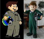 Mascote Fumacinha - Força Aérea Brasileira - Brasília - DF