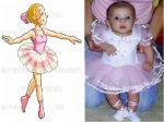 Bailarina  (Infantil)