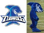 Mascote TDC - Time de Futebol Americano Tubarões do Cerrado - Brasília - DF