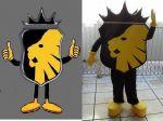 Mascote Geração Eleita - Igreja Sara Nossa Terra- Brasília -DF