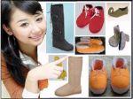 Acessórios - Sapatos, Pantufas etc