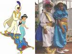 Aladin e Yasmim