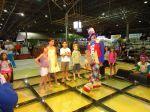 Tio Juca no Pavilhão de Exposição no Parque da Cidade DF através do Encontro Nacional dos Animadores infantis (ENAI)