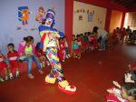 Tio Juca na escola Diogo Ribeiro no Jardim ABC Goias.
