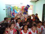 Tio Juca Na escola Três Corações em São Sebastião DF