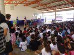 Tio Juca Na Escola Classe 303 em São Sebastião