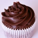 Cup cake: Chocolate com Nutella em embalagem especial individual. R$ 7,00