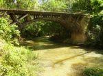 Ponte sobre o Rio Ipanema.