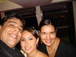 Eu com os noivos queridossss