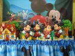 Mickey - Toalha impressa
