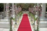 �rvores francesas lil�s, branco e rosa