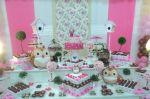 Corujinha proven�al rosa