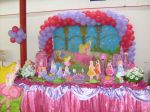 Decor simples Princesas