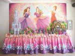 Barbie Castelo Diamantes - Toalha impressa