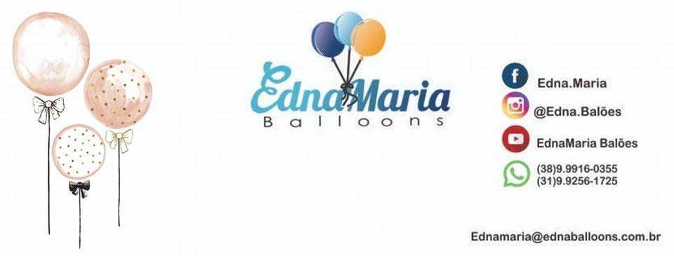 EdnaMaria Balões