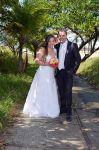 foto de casamento trash the dress