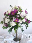Ornamentação com Flores e Arranjos