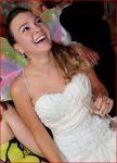 A alegria da noiva Fernanda