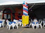Festa na empresa para as crianças