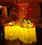 Iluminação decorativa para mesa