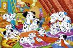 101 dalmatas painel festa infantil banner (2)