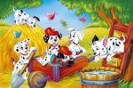 101 dalmatas painel festa infantil banner (3)