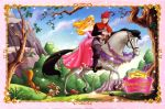 a bela adormecida painel festa infantil banner (7)