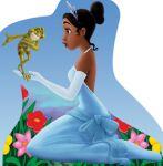 a princesa e o sapo display cenario de chao totem mdf dkorinfest (2)