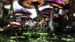 alice no país das maravilhas painel festa infantil banner (15)