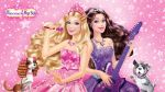 barbie a princesa e a popstar painel festa infantil banner dkorinfest (10)