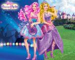 barbie a princesa e a popstar painel festa infantil banner dkorinfest (8)